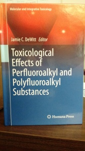 First edited book! @ToxicologyChick is geeking out!